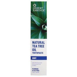 Tea Tree Toothpaste, Mint
