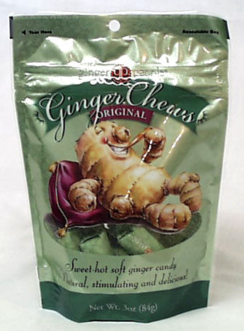 Ginger Chews, Original