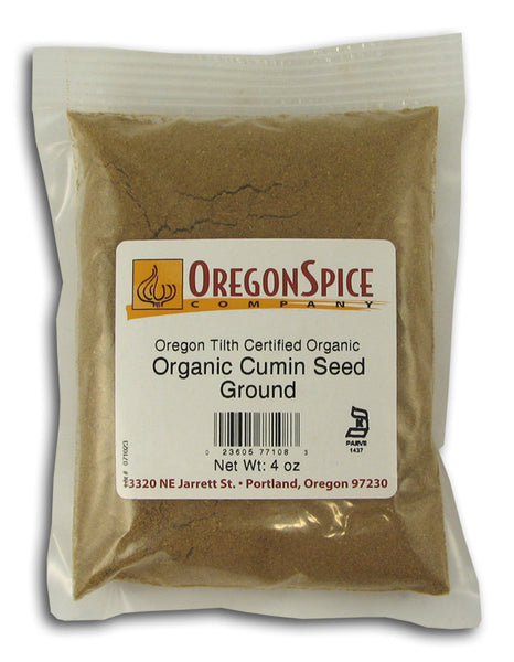 Cumin Seed, Ground, Organic