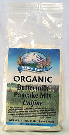 Buttermilk Pancake Mix,Organic