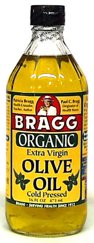 Olive Oil, Extra Virgin, Organic