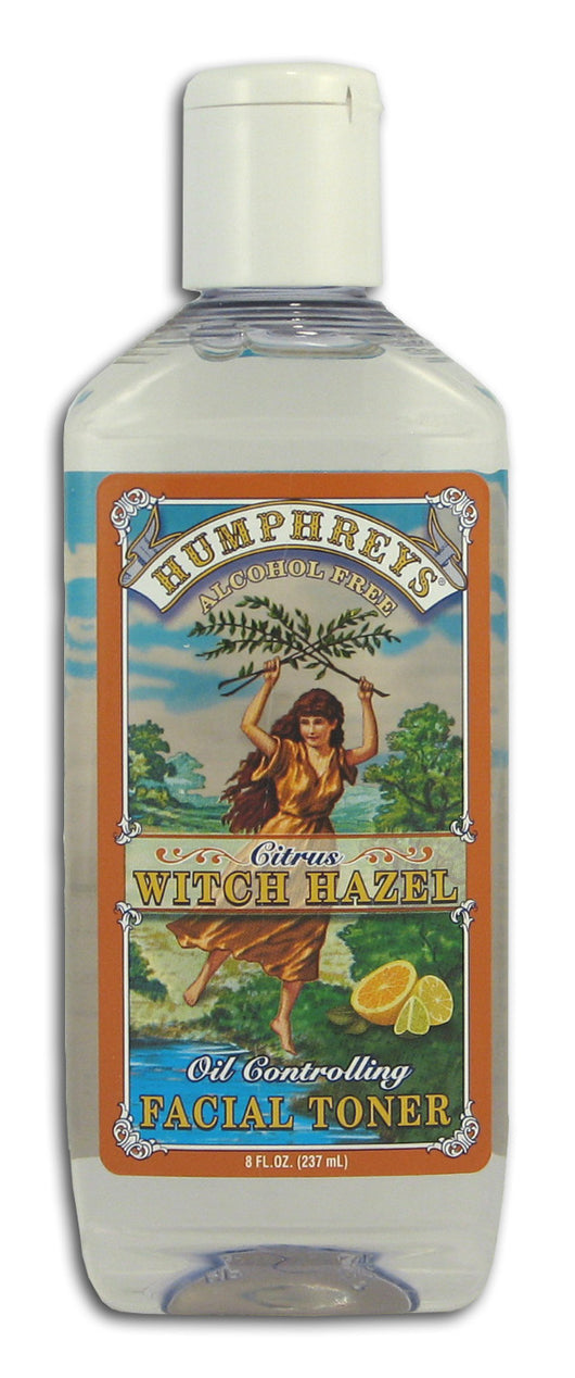 Facial Toner Witch Hazel Citrus