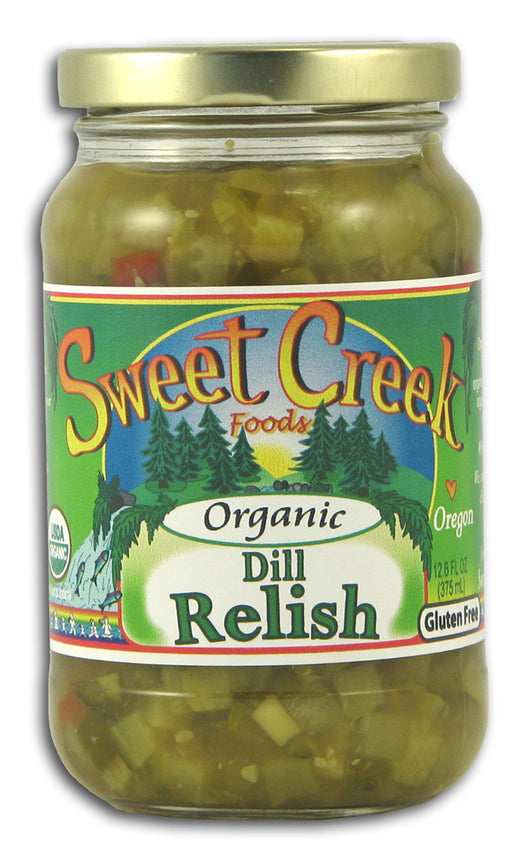 Dill Pickle Relish, Organic