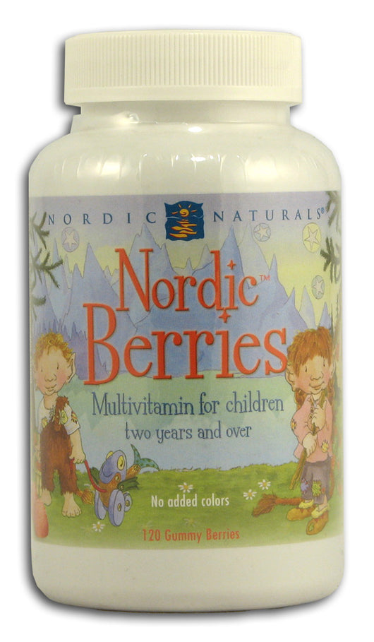 Nordic Berries Multivitamin for Chil