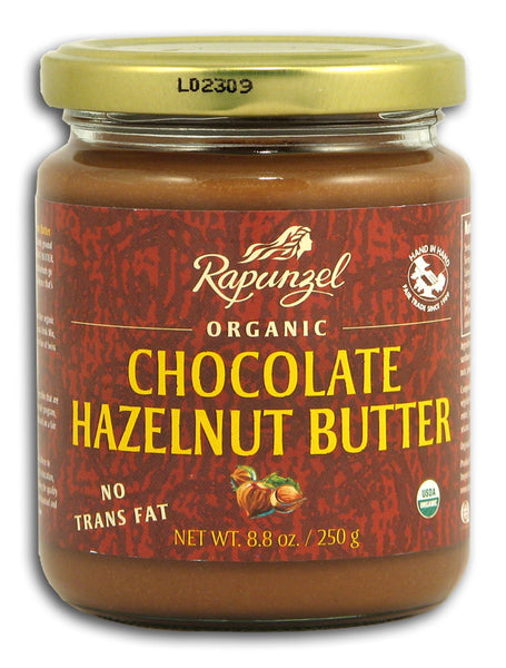 Chocolate Hazelnut Butter, Organic