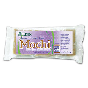 Mochi, Sweet Brown Rice