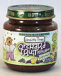 Orchard Fruit, Organic