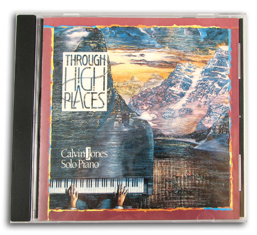Through High Places, CD