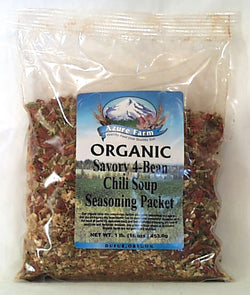 Organic 4-Bean Chili Soup Seasoning
