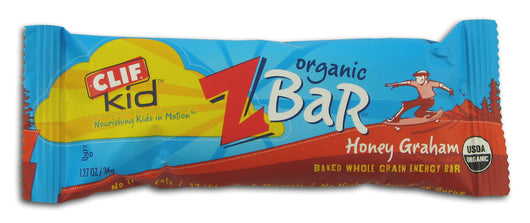 Honey Graham Z Bar, Organic