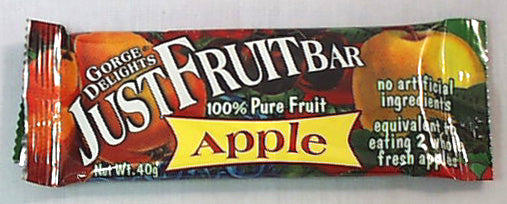 Just Fruit Bar, Apple