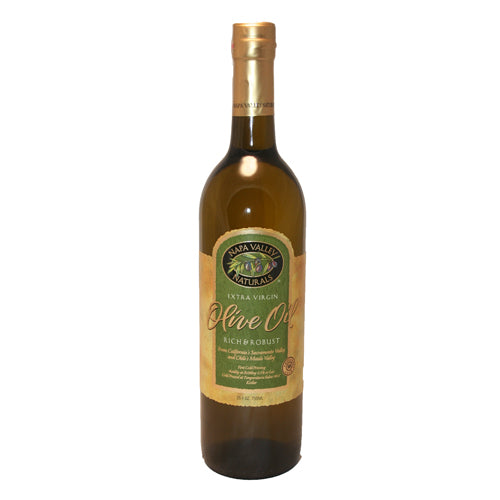 Rich/Robust - Extra Virgin Olive Oil