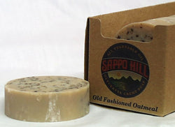 Old Fashioned Oatmeal Bar Soap Scent