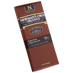 Dark Chocolate Bar, Organic
