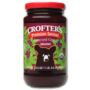 Concord Grape Spread, Organic