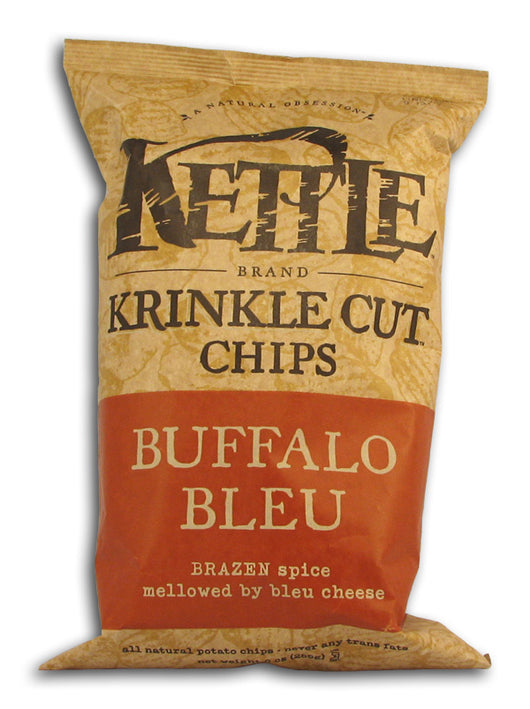 Potato Chips, Buffalo Bleu, Krinkle