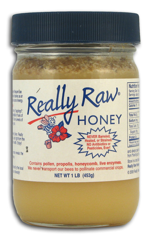 Really Raw Honey (Glass)