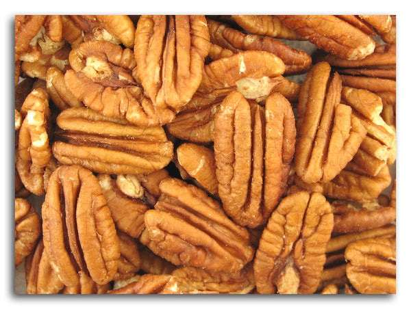 Pecans, Raw, Large Halves
