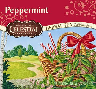 Peppermint Tea (40-bag)