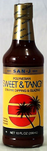 Sweet & Tangy Sauce