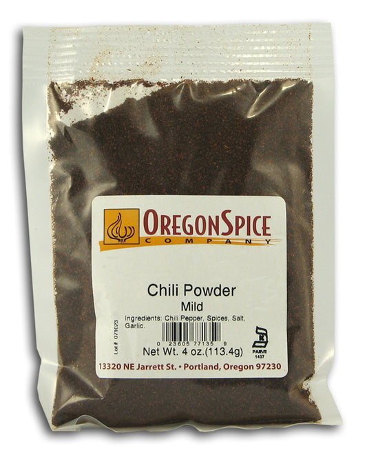 Chili Powder, Mild/Medium