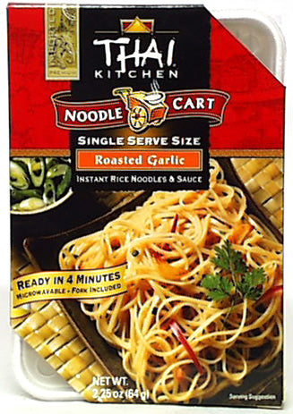 Roasted Garlic Noodle Cart
