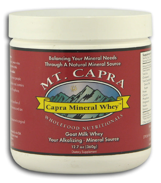 Mineral Whey