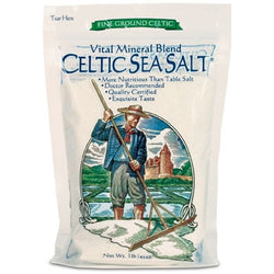 Celtic Sea Salt, Fine