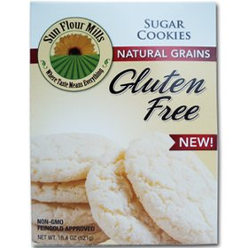 Sun Flour Mills  Cookies GF Baking Mix