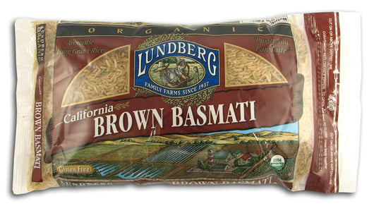 Basmati Brown Rice, Organic
