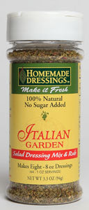 Italian Garden Salad Dressing Mix