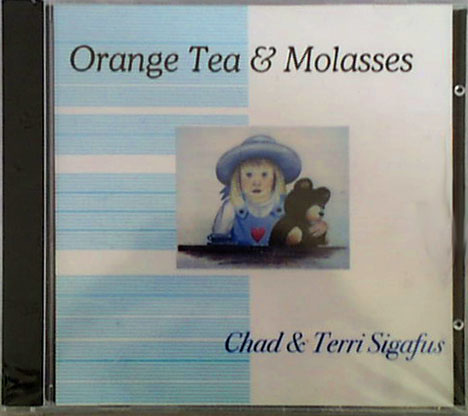 Orange Tea & Molasses