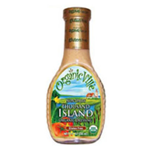 Thousand Island Dressing, Non Dairy,