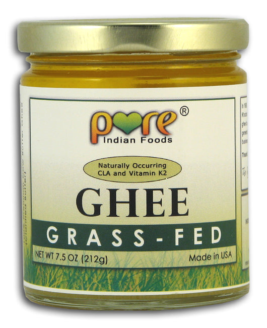 Ghee, Grass-Fed, USA, Organic