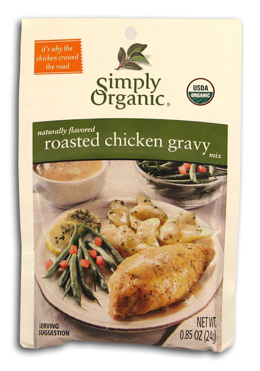Roasted Chicken Gravy Mix, Organic
