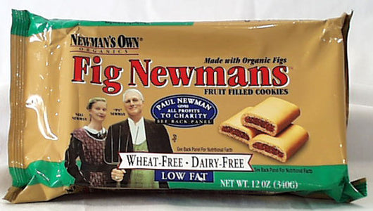 Wheat Free Fig Newmans