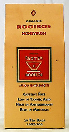 Rooibos Honeybush Tea, Organic