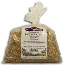 Licorice Root, Organic