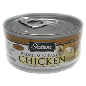 Canned Chicken Breast Meat