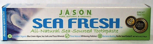 Sea Fresh Toothpaste, Spearmint