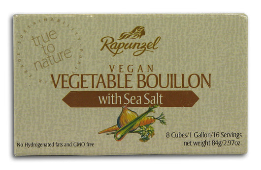 Rapunzel Vegetable Bouillon w/Salt