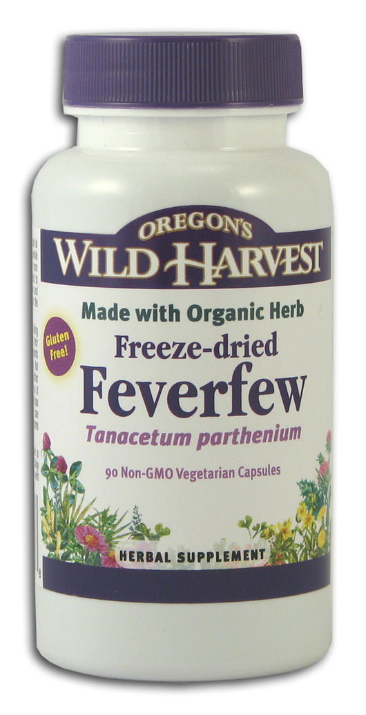 Feverfew, Freeze-Dried Organic