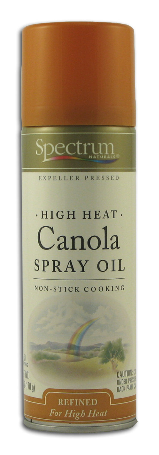 Canola Spray Oil, High Heat