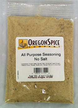 Seasoning, Salt-Free, All Purpose
