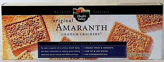 Amaranth Graham Crackers, Original