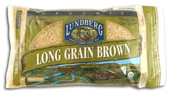 Long Grain Brown Rice, Organic
