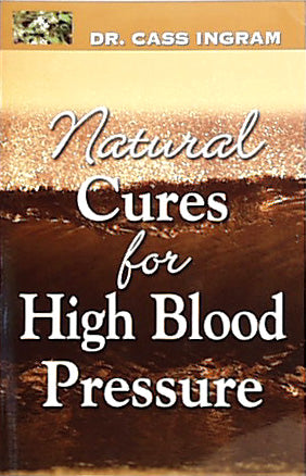 Natural Cures for High Blood Pressur