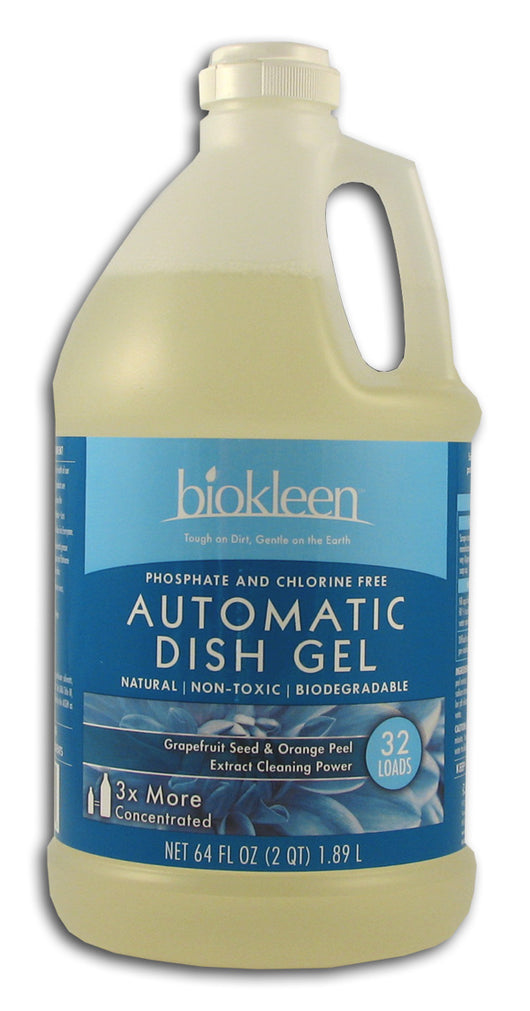 Automatic Dish Gel
