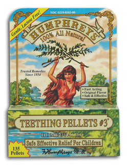 Teething Pellets #3, Original