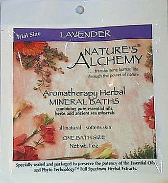 Lavender Herbal Mineral Bath